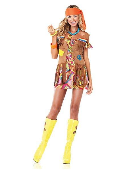 Sexy Retro Girl Costume