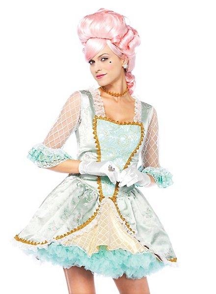 Sexy rococo costume