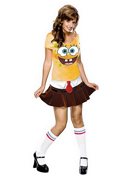 Sexy Spongebob Costume