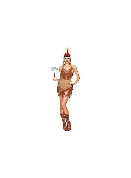 Sexy Squaw Kostüm