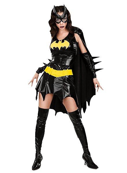 Sexy Superhero Batgirl