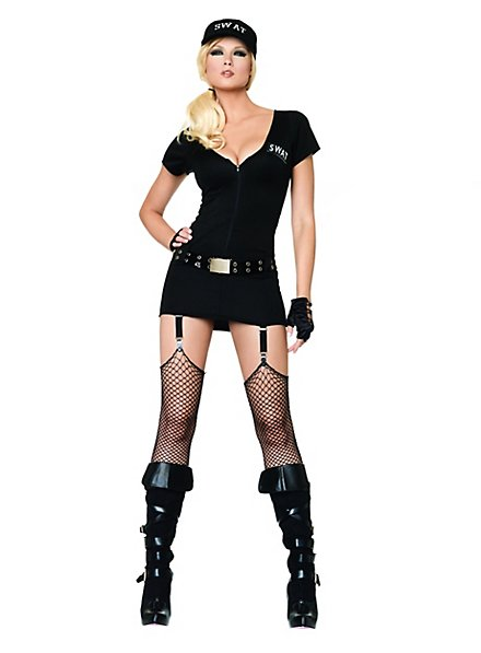 Sexy SWAT Team Costume