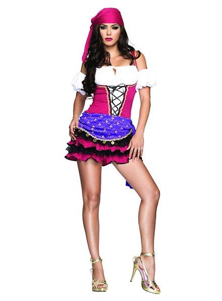 Sexy Wahrsagerin Kostüm