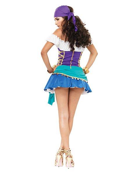 Sexy Weissagerin Kostüm
