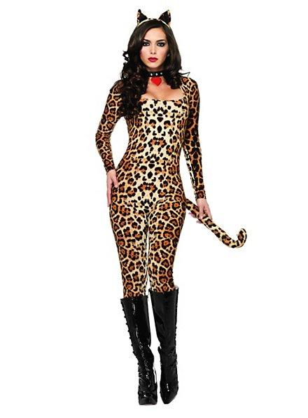 Sexy Wildkatze Kostüm