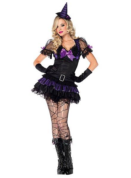 Sexy Zaubermädchen Kostüm