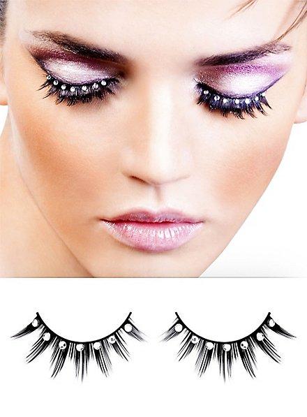 Shiny False Eyelashes