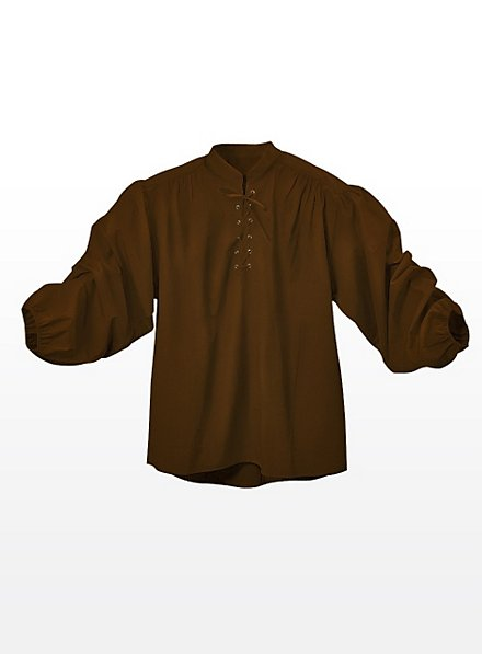 Shirt Menial brown