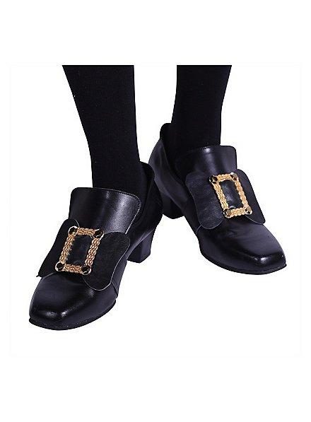Shoe cuffs gold