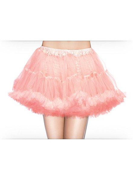 Short Petticoat pink-white