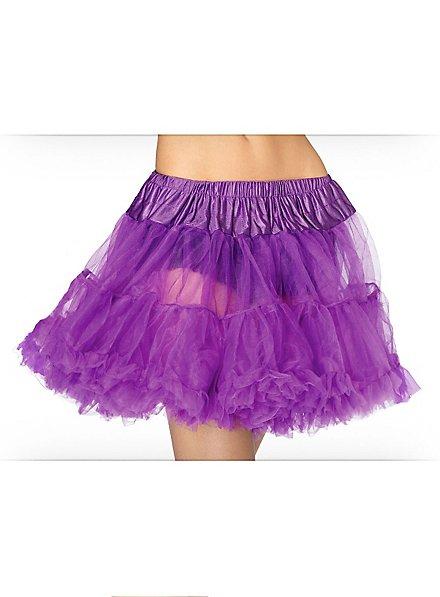 Short Petticoat purple