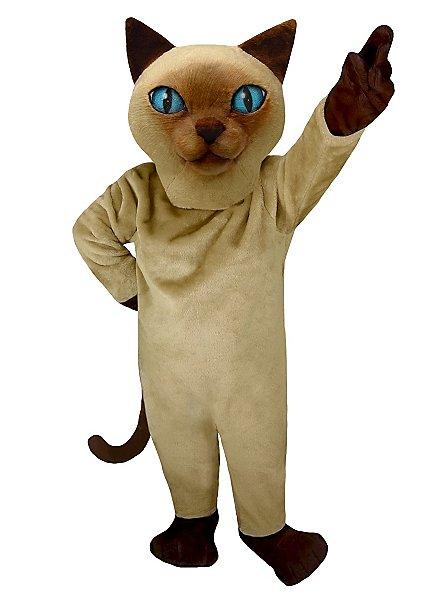Siamese Cat Mascot