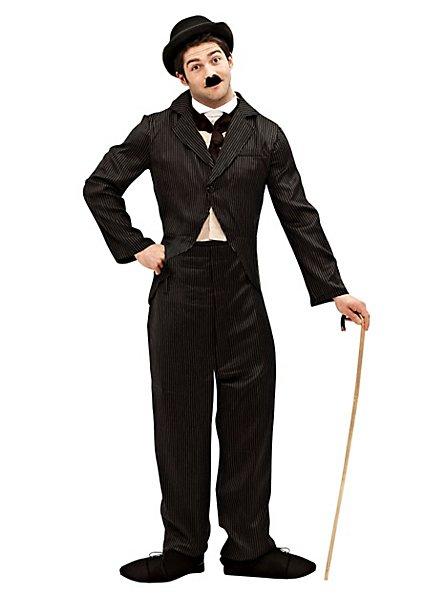 Silent movie comedian costume