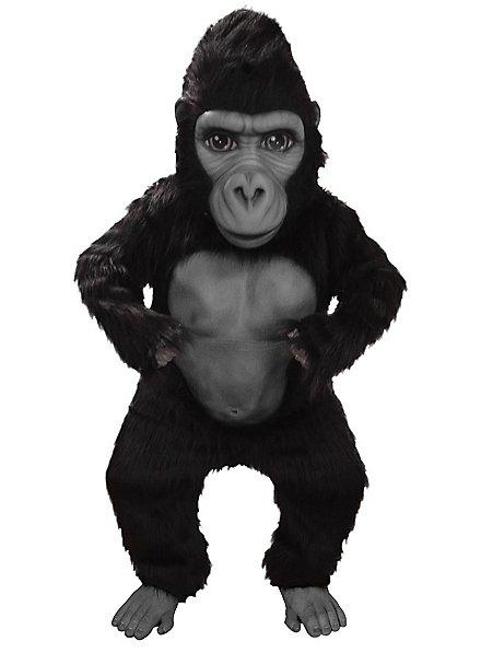 Silverback Gorilla Mascot