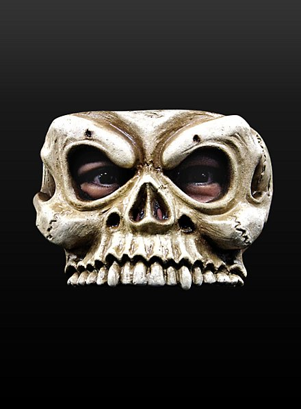 Skeleton Skull Mask