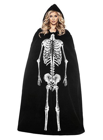 Skelett Cape