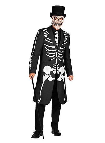 Skelett Mantel