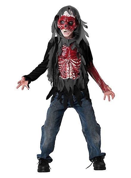 Skinned Zombie Kids Costume