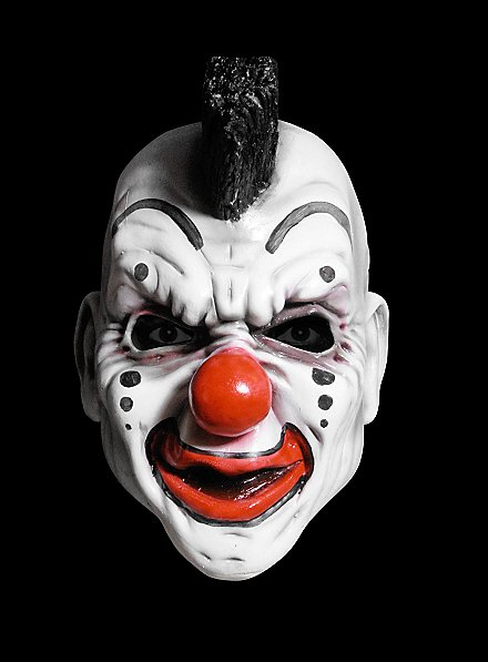 Slipknot Clown Maske