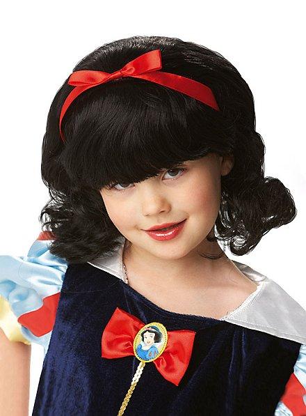 Snow White Kids Wig
