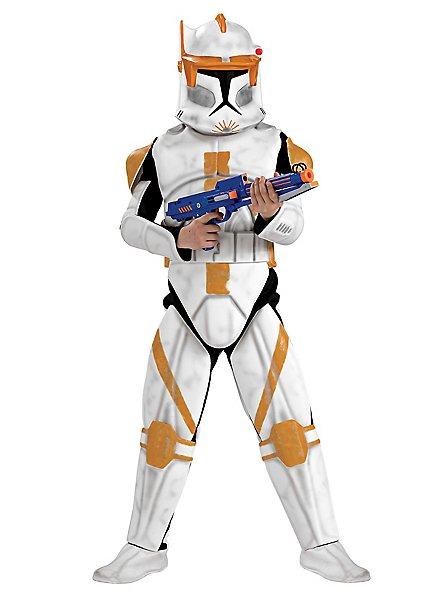 Soldat clone «Cody»  déguisement pour enfants