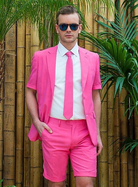 Sommer OppoSuits Mr. Pink Anzug
