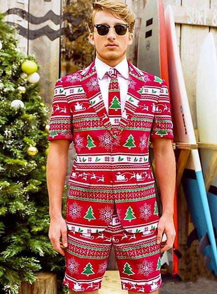 Sommer OppoSuits Winter Wonderland Anzug