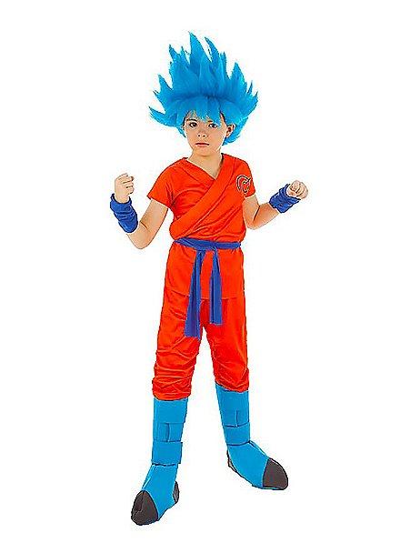Son-Goku Super-Saiyajin God Child Costume