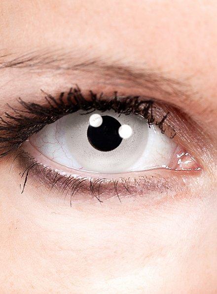 Sorcier gris Lentilles de contact