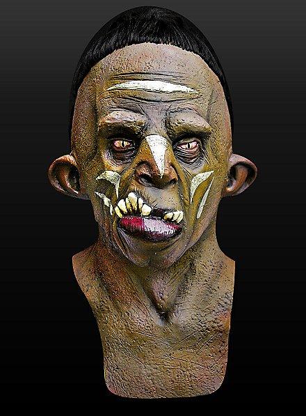 Sorcier vaudou Masque en latex