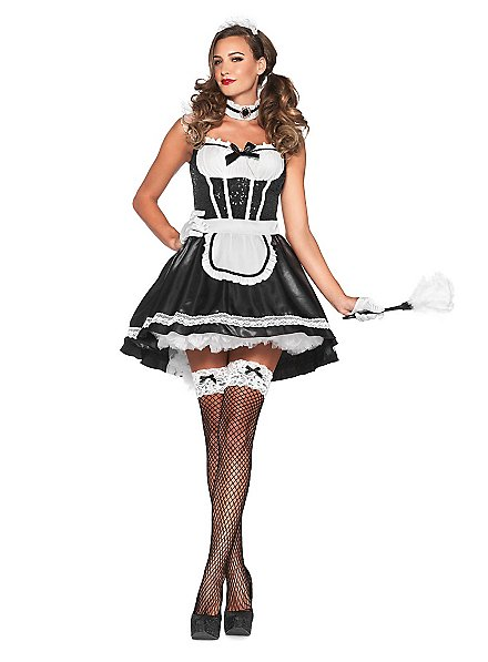 Sparkle Maid Costume