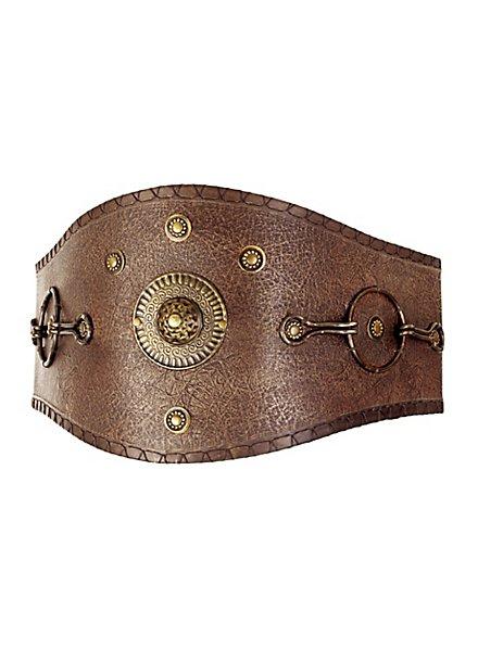 Spartacus Leather Belt