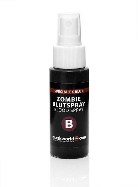 Spay de sang zombie