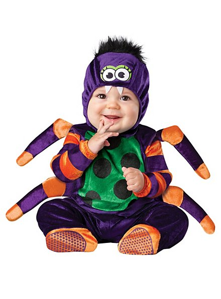 Spinne Babykostüm
