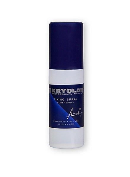 Spray fixateur de maquillage