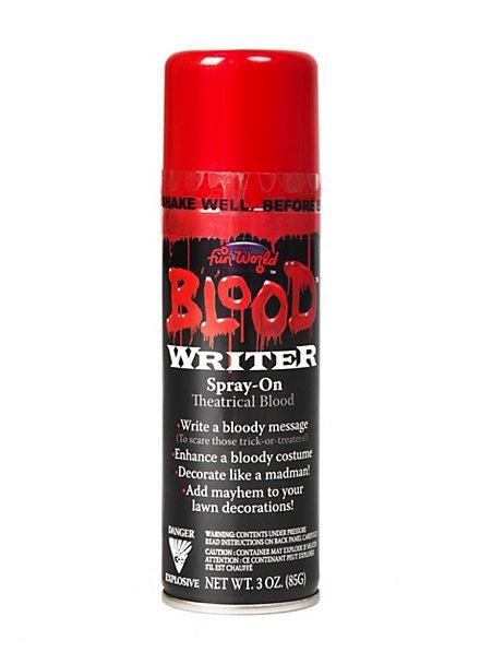 Spray-on Blood
