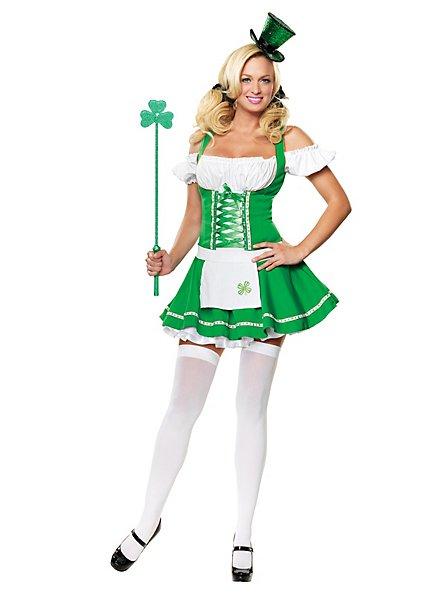 St Patrick sexy Déguisement