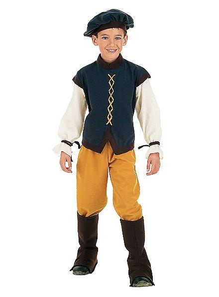 Stable Boy Child Costume