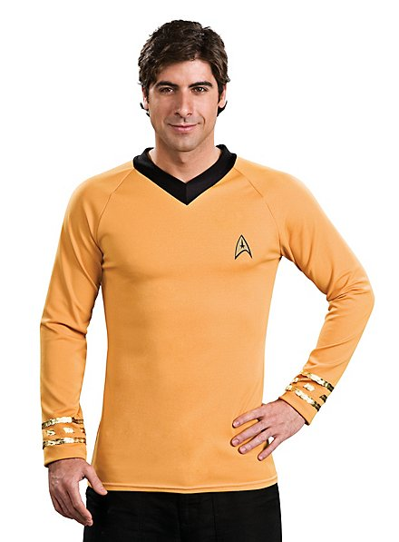 Star Trek Shirt classic gold