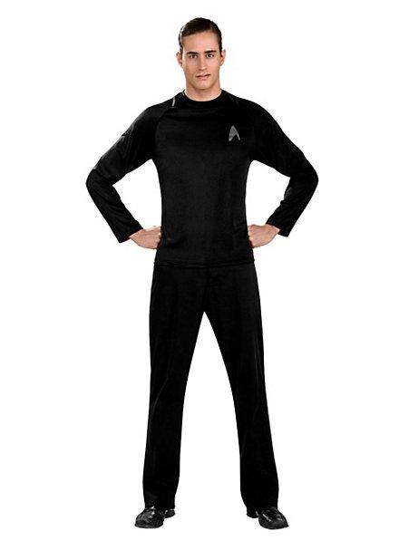 Star Trek Uniform Schwarz