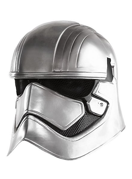 Star Wars 7 Captain Phasma Helm für Kinder