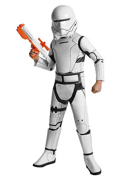 Star Wars 7 Flametrooper kid's costume