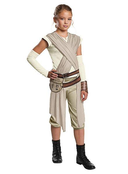 Star Wars 7 Rey kid's costume