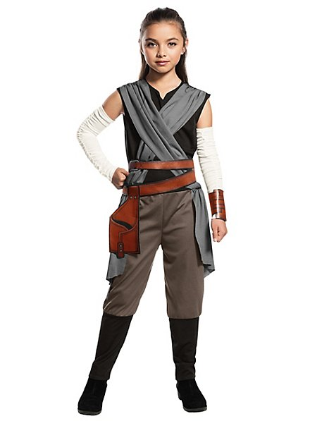 Star Wars 8 Rey Child Costume