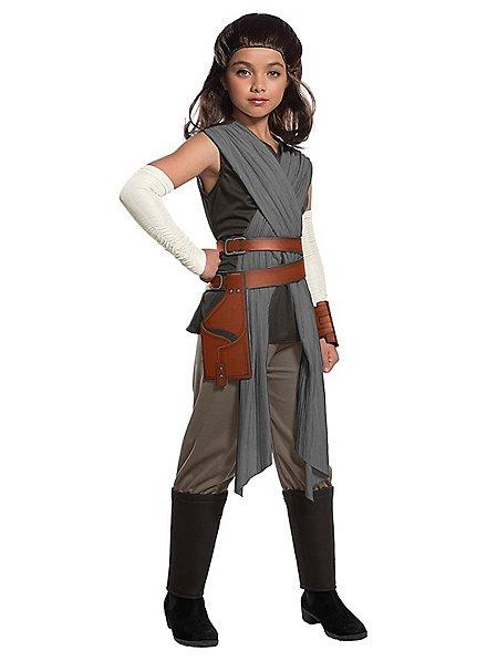 Star Wars 8 Rey Deluxe Kinderkostüm