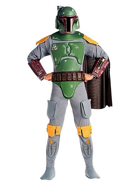 Star Wars Boba Fett Deluxe Costume