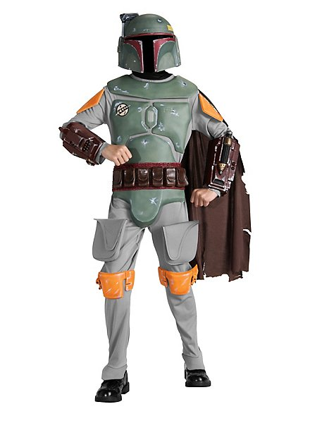 Star Wars Boba Fett Deluxe Kids Costume