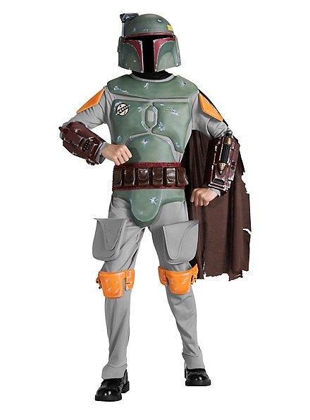 Star Wars Boba Fett Deluxe Kinderkostüm