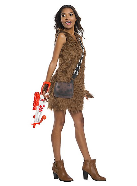 Star Wars Chewbacca Kostümkleid