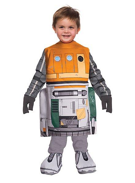 Star Wars Chopper Kinderkostüm